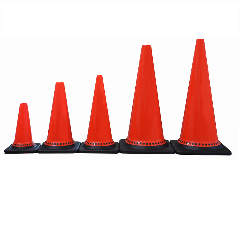 Road Safety Equipments Traffic Cone ;Moveable Post & Retractable Cone Bar Traffic Cone & Retractable Cone Bar(HM-RC-A)